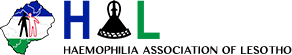 Haemophilia Association of Lesotho Logo